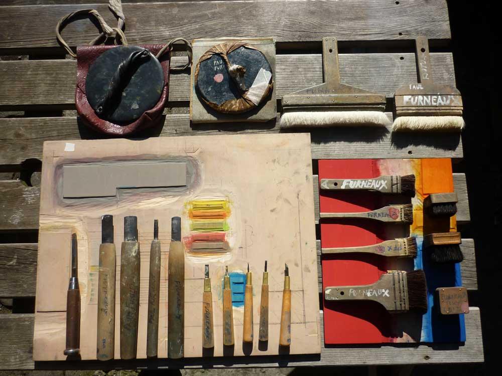 Studio: printing tools