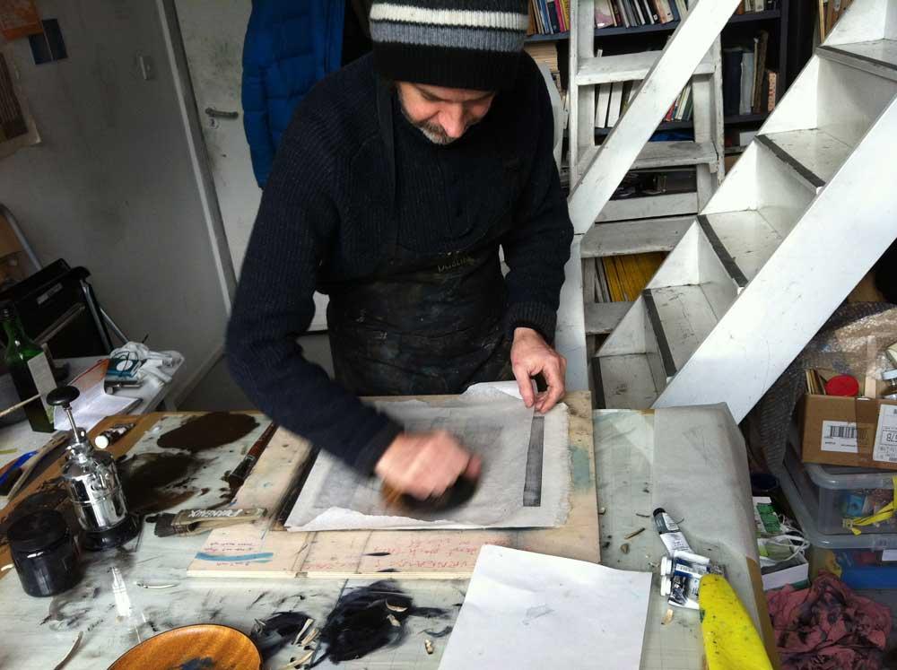 Studio: Paul printing